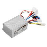 24V / 36V / 48V 250/350 / 500W Матовый контроллер Коробка для электрического велосипеда и скутера