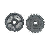 XLF X03 X04 1/10 RC Spare Transmission Gear 2pcs for Brushless Car Vehicles Model Parts