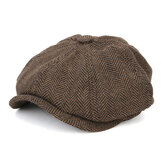 Blending Newsboy Beret Caps Outdoor Cabbie Ivy Flat Hat