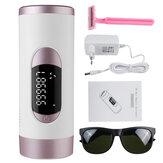 5 передач 999999 миганий IPL Лазер Эпилятор Волосы Устройство для снятия Постоянное безболезненное удаление всего тела Волосы Съемник