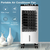 AC 220V Air conditionné mécanique Cool Fan Humidifier Cooler Cooling System Home