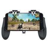 H9 Gamepad Kontroler gier Fire Stick do gier mobilnych PUBG z joystickiem Cooler Cooling Fan Trigger Shooter
