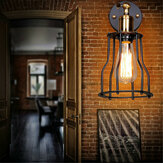 E27 Vintage Wall Light Home Bar Sconce Lamp Corridor Fixture Decoration AC85-265V