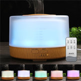 Ultrasonic Óleo Essential Difusor Humidificador LED Night Light Air Aromaterapia Purificador AC110-240V