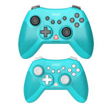 2Pcs iPega Gamepad for Switch Pro Game Console Wireless Bluetooth Turbo Dual Vibration Six-axis Somatosensory Game Controller for PC Android Mobile Phoen PS3 Console