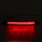 Car terza luce stop freno rosso fumo 63256917378 per BMW Z4 E85 2003-08