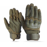 Touch Screen Full Finger Handsker Motorcykel Militær Tactical Airsoft Hard Knuckle Outdoor