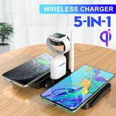 Bakeey 5-in-110Wワイヤレス充電器急速充電パッドIPhoneXS 11Pro Huawei P40 Pro MI10 S20 +注20
