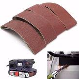 75x610mm Aluminium Oxide Sanding Belts 40/60/80/120 Grit Zirconia Abrasive Tools