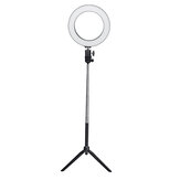16cm 20cm 26cm 3500-5500k Fotografie Dimmbar LED Selfie Ring Licht Photo Studio Lampe Mit Telefonhalter USB-Stecker Für Video Live Blogger Foto TikTok
