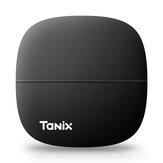 Tanix H2 Hi3798M V110 LPDDR4 2GB RAM 16GB ROM 2.4G WiFi Android 9.0 4K @ 60fps HD H.265 TVボックス