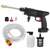 500 Вт очиститель высокого давления электрический аккумулятор Авто стиральные пистолеты Авто стиральная машина для Makita 18V Батарея