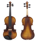 ASTON AV-506 4/4 Spruce Solid Wood Vintage Violin with Case&Accessories