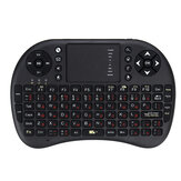 UKB-500-RF 2.4G drahtlose russische Version Mini Tastatur Touchpad Airmouse für TV Box Smart TV PC