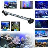 Akvaryum Balık Tankı Göleti LED Şerit Işıkları Bar Lamba Dalgıç Işıklar Beyaz Mavi