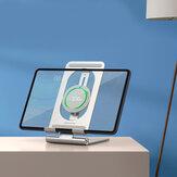 NILLKIN Tablet Беспроводная зарядная подставка для iPad Pro Air 15 Вт Быстрая беспроводная подставка для зарядного устройства для iPhone 12 для Samsung Tab S6 Huawei