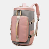 Women Travel Large Capacity Waterproof Multi-Carry Large Capacity Backpack Shoulder Bag