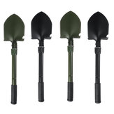 Multi-purpose Shovel Garden Tools Outdoor Survival Folding Military Camping Shovel Defenses Security Tools