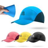 AONIJIE Men Damen Folable Fast Dry Sonnenschutz Sommersport Sonnenblende Hut Für Golf im Freien Angeln Camping Laufen Radfahren