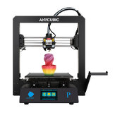 Anycubic® Mega Pro Versatile 2-in-1 3D Printer Kit 210x210x205mm Printing Area with TMC2208 Dual Gear Extruder Support Laser Engraving