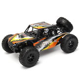 VRX Racing RH1045 1/10 Deserto Brushless Truggy RC Car