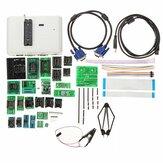 RT809H EMMC-Nand Flash Programmeur de Kit de programmation universel extrêmement rapide + 29 adaptateurs avec câbles