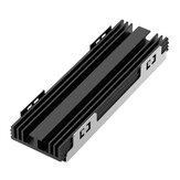 Resfriamento do dissipador de calor de disco de estado sólido Rocketek M.2 Silicone Therma Pads Cooler para M.2 NVMe SATA NGFF 2280 PCIE SSD