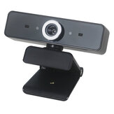 Avanc HD 720P USB Webcam with Microphone for PC Laptop