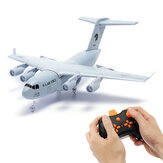 C17 C-17 Transport 373mm Wingspan EPP DIY Indoor Garden Flying Hobby Toy RC Airplane RTF for Beginner