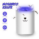 Portable USB Electronic Mosquito Insert Killer Light LED Photocatalyst Trap Cat Lamp DC5V
