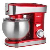 Broyeur alimentaire 3 en 1 220V-240V 50Hz 1200W Machine de cuisine mélangeur presse-agrumes pour le pétrissage du fouet de viande à la crème