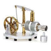 Tarot Enlarged Alloy Stirling Engine Hot Air Model Educational Science and Discovery Toys