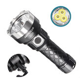 Astrolux® EC03 3x XHP50.2 6700LM High Lumen Andúril UI Compact EDC Flashlight 21700/18650 Type-C Mini torcia ricaricabile potente Ricerca campeggio Luce