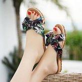 Kapcie Kobiety noszą modne plażowe panie plażowe Out Nowe Netto Czerwone buty Sandały i kapcie
