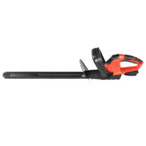 1400 RPM Hedge Trimmer Cordless Electric Bush Shrub Cutter Clippers Garden Tool For 18v Makita Battery