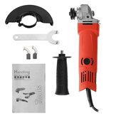 850 Вт 125 мм 11000 об / мин электрическая угловая шлифовальная машина прочная мощность Инструмент