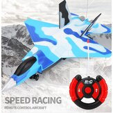 Speed Racing 220mm Wingspan 4CH/2CH RC Gliding War Plane RTF Child Toys