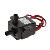 12V 3.6W Mini DC Brushless Garden Fountain Pump Hydrological Cycle Submersible Water Pump
