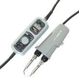 YIHUA 938D Mini station de soudure de brucelles chaudes portables 110 V / 220 V pour BGA SMD réparation