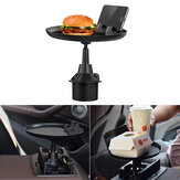 Universal 360 Rotation SUV Truck Car Water Cup Mobile Phone Holder Mount Stand for iPhone 13 POCO X3 F3
