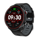 Bakeey T30 1.3 inch Full Round Screen Heart Rate Blood Pressure IP68 Waterproof Long Standby Sports Smart Watch