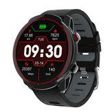 Bakeey T30 1,3 Zoll Vollrundbild-Herzfrequenz-Blutdruck IP68 Wasserdichte Long Standby Sports Smart Watch