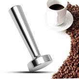 Roestvrijstalen 24 mm koffiesabotage Flat Base voor Nespresso-apparaat Koffiecapsule Cup Pod
