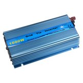 1000W Solar Grid Tie Inverter DC18V / 22V-60V to AC110V/220V MPPT Pure Sine Wave Inverter 50Hz/60Hz