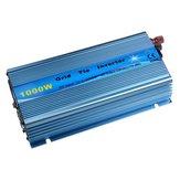 1000W solare Inverter a griglia DC18V / 22V-60V a AC110V / 220V MPPT Inverter a onda sinusoidale pura 50Hz / 60Hz