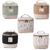 Multifunction Travel Cosmetic Bag Makeup Case Pouch Toiletry Organizer Case
