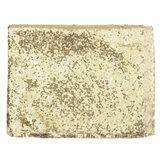 128x115cm Champagner Gold Sparkly Paillette Tischdecke Foto Kulisse Hintergrund Studio Stütze