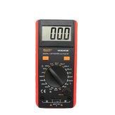 VC6243A Digital LCD Meter Inductance Capacitance Resistance Tester Multimeter Crocodile Clip Measuring Tool with Bag BM4070