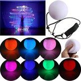 LED Luce alla Moda Nuova Palla da Lanciare per Danza Spettacolo Personalizzato