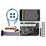 MKS Robin v1.0 Mainboard + TMC2209 Drivers + MKS TFT28 Touch Screen Set Kit For Creality 3D 3D Printer